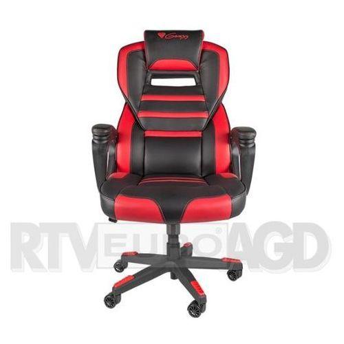 Genesis nitro 350 (czarno-czerwony) (5901969417401)