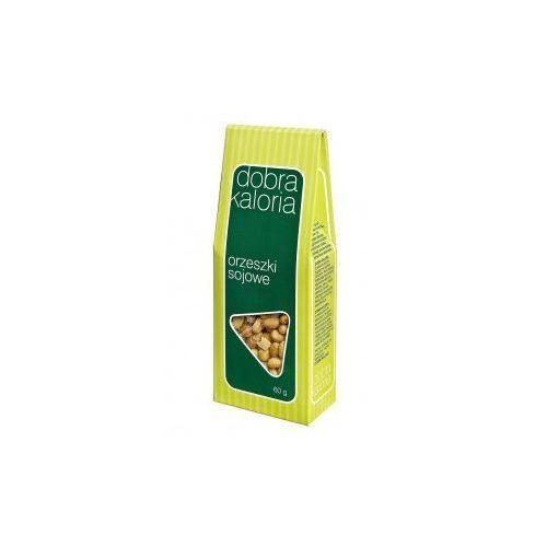 Orzeszki sojowe 60g - Dobra Kaloria - produkt z kategorii- Bakalie, orzechy, wiórki