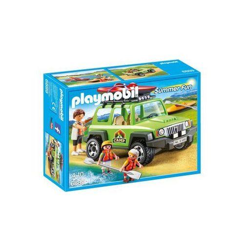 Playmobil FAMILY FUN Samochód terenowy z kajakiem 6889