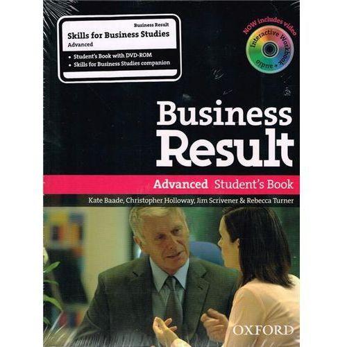Business Result Advanced Podręcznik + Dvd + Skills Workbook (2012)