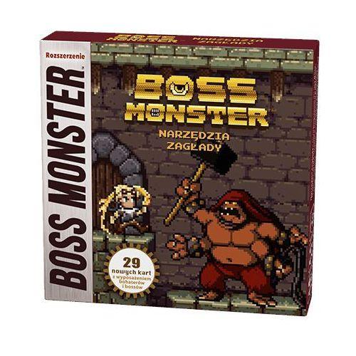 Boss monster narzędzia zagłady marki Trefl kraków