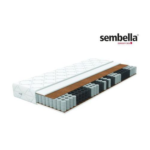 samba - materac kieszeniowy, sprężynowy, rozmiar - 160x200 wyprzedaż, wysyłka gratis marki Sembella