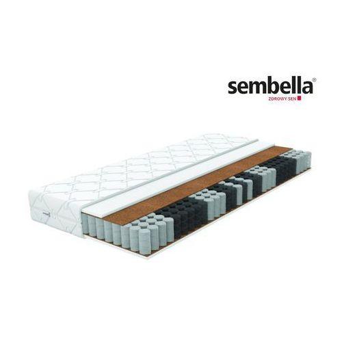 samba - materac kieszeniowy, sprężynowy, rozmiar - 80x200 wyprzedaż, wysyłka gratis marki Sembella