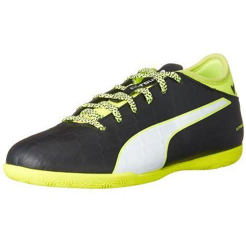 Buty piłkarskie Puma evoTOUCH 3 IT Jr dla dzieci, kolor: czarny, rozmiar: 33 (4056206477074)