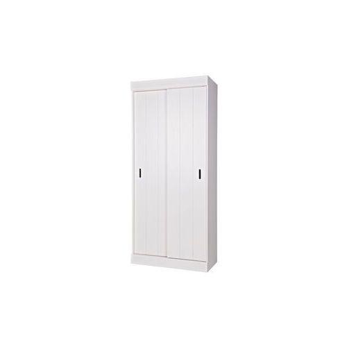 szafa row z przesuwanymi drzwiami 378540-gow marki Woood