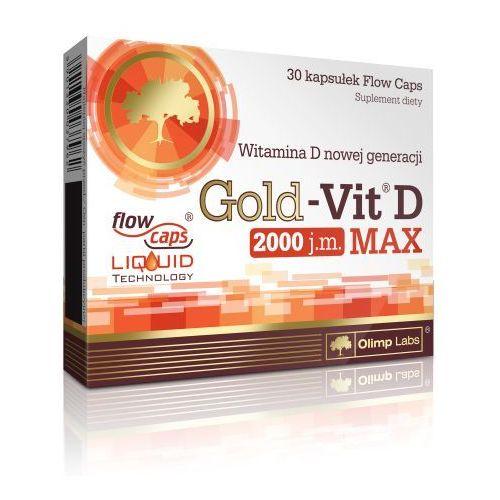 Gold-Vit® D MAX 30kaps (5901330037962)