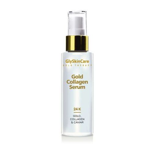 Glyskincare kolagenowe serum do twarzy ze złotem 50ml