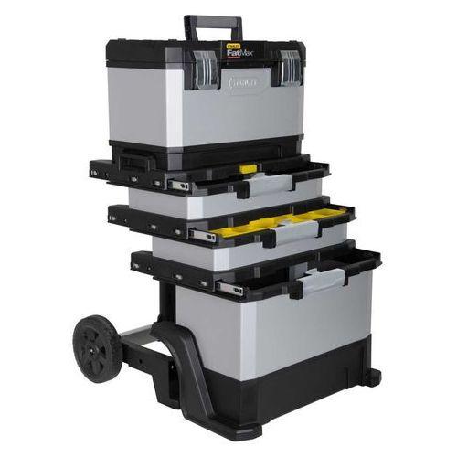 Stanley skrzynka narzędziowa fatmax na kółkach plastikowa 1-95-622 (3253561956225)