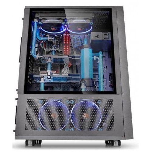 Obudowa Thermaltake Core X71 Tempered Glass Edition (CA-1F8-00M1WN-02) Darmowy odbiór w 20 miastach!
