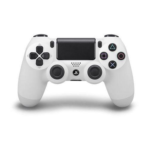 Pad Sony DualShock 4 biały - produkt z kategorii- Gamepady