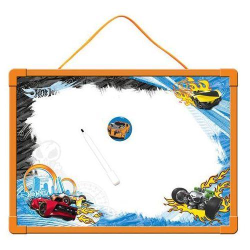 Tablica suchościeralna magnetyczna Hot Wheels - produkt z kategorii- Tablice edukacyjne
