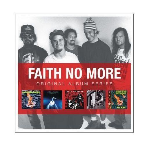 Original Album Series - Faith No More (Płyta CD) (5052498518029)