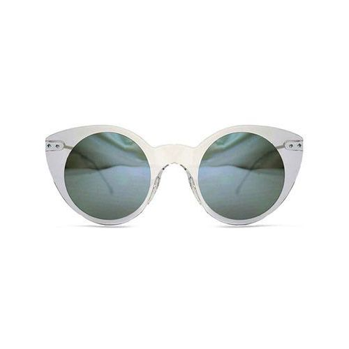 Spitfire Okulary słoneczne super symmetry tr90 clear/silver mirror