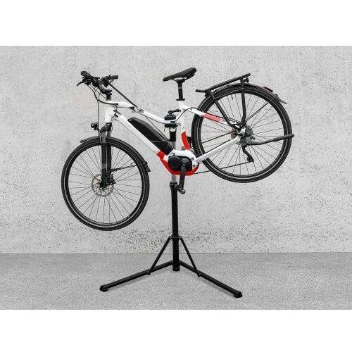 serwisowy stojak rowerowy Eufab alu mocny e-bike do 30 kg składany, 16421