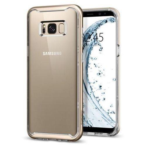 Spigen SGP Neo Hybrid Crystal Gold Maple | Obudowa ochronna dla Samsung Galaxy S8 - Gold Maple