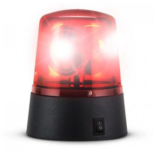 JDL008R-LED światło plicyjne czerwone LED
