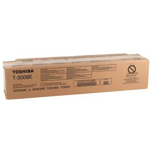 Toner Toshiba T-3008E Czarny do kopiarek (Oryginalny) [43.9k]