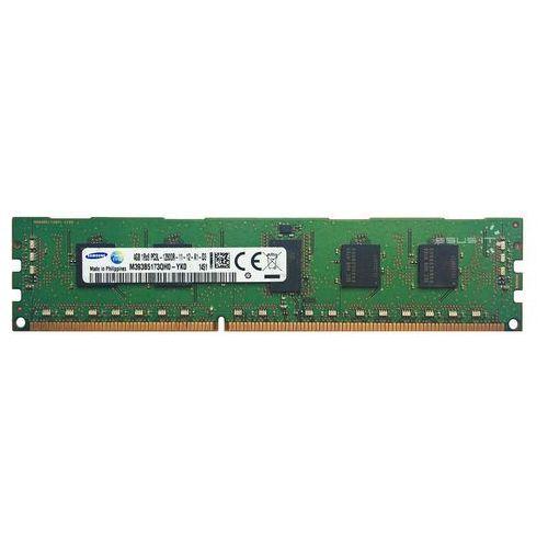 Pamięć RAM 1x 4GB SAMSUNG ECC REGISTERED DDR3 1600MHz PC3-12800 RDIMM | M393B5173QH0-YK0 (0011110354624)