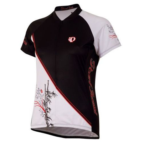 select ltd k/r - damska koszulka rowerowa (czarny szary) marki Pearl izumi