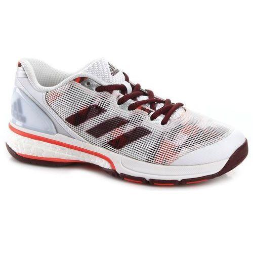 stabil boost 20 white marki Adidas