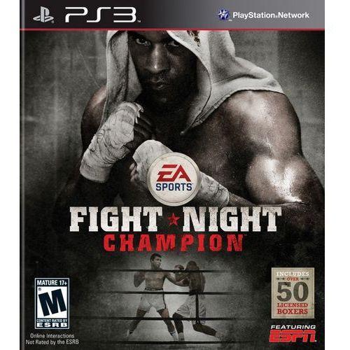 OKAZJA - Fight Night Champion (PS3)