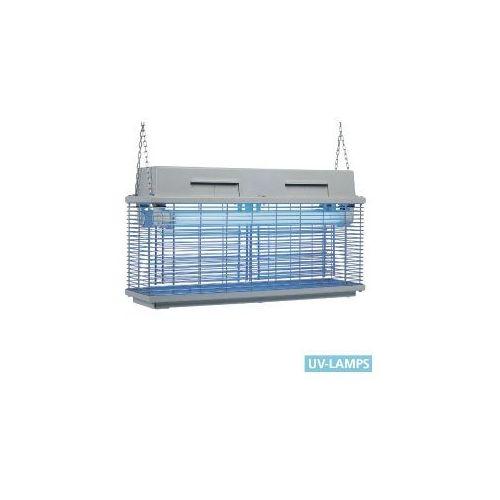 Lampa owadobójcza | jarzeniówki UV-A (2x 15 W)