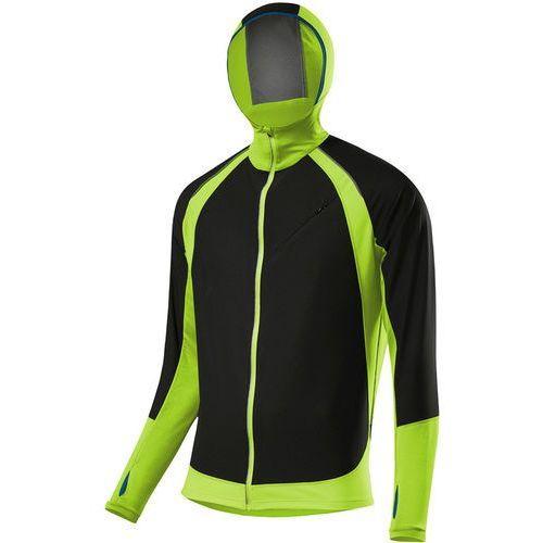 Löffler 1beats2 bluza mężczyźni zielony/czarny eu 50 2018 bluzy i swetry