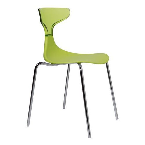 Krzesło steam punk zielone marki Green