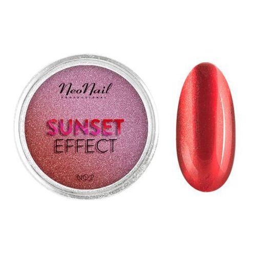 Puder Sunset Effect 02 NeoNail - 0,3 g