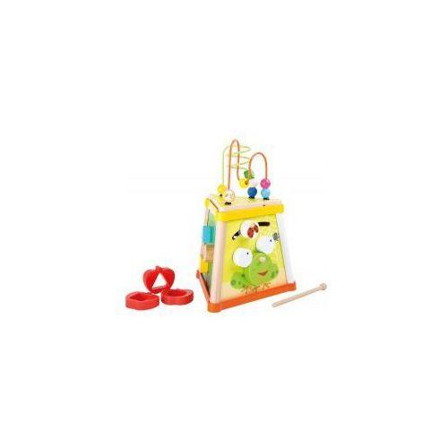 Zabawka motoryczna dla Dzieci Edukacyjny Ogród - drewniana, 10334