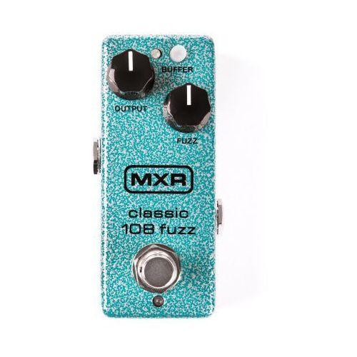 MXR M 296 Classic 108 Fuzz Mini efekt gitarowy
