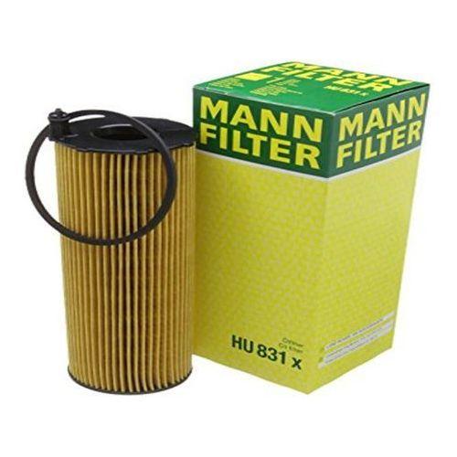 Filtr oleju mann hu831x (oe650/3) audi seat vw marki Mann filter