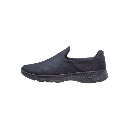 Skechers Performance GO WALK 4 Obuwie do biegania Turystyka schwarz, kolor czarny