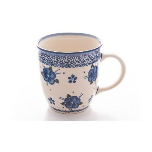 Bolesławiec Kubek z bolesławca do kawy lub herbaty 350 ml