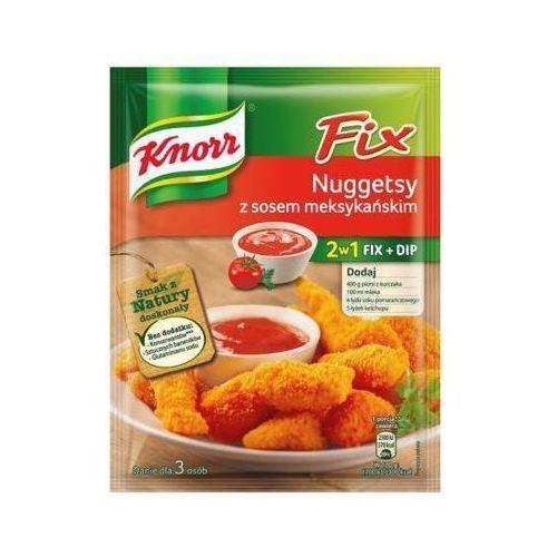 69g fix nuggets kurczak marki Knorr