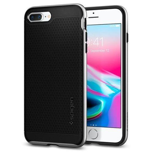 Etui Spigen Neo Hybrid 2 iPhone 8 Plus/7 Plus Satin Silver (8809565302435)