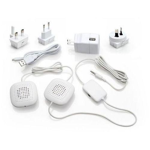 Sound oasis Pa-200 głośniki stereofoniczne ze wzmacniaczem - szumy uszne, bezsenność