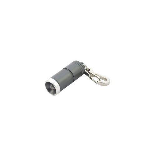 Mini latarka diodowa / brelok fl-15 szara marki Everactive