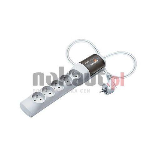 Acar Listwa zasilająca xprotector standard 1.5m szary (5 gniazd) (5904743095017)
