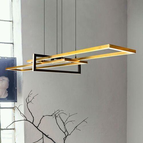 salinas 320310308 lampa wisząca zwis 1x34w led brązowa marki Trio