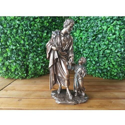 Święty józef z jezusem (wu75952a4) marki Veronese