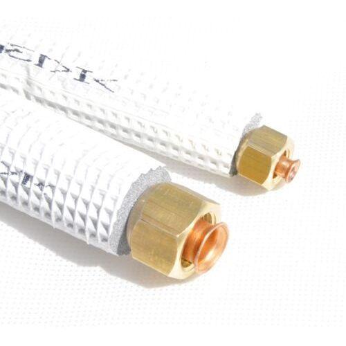 """Zestaw rur z kielichem 1/4"""" + 3/8"""" odcinki na metry do klimatyzacji długość [m]: 20 marki Armacell"""
