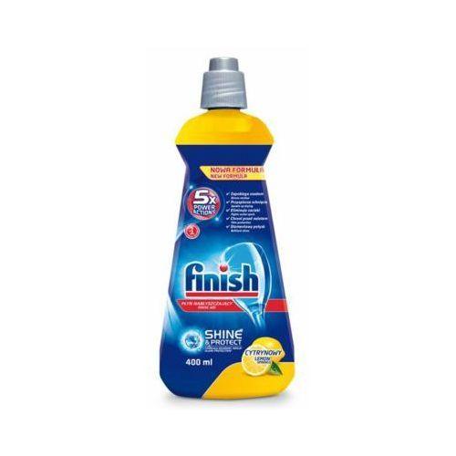 Finish płyn nabłyszczający shine and dry lemon 400 ml >> bogata oferta - super promocje - darmowy transport od 99 zł sprawdź! marki Reckitt benckiser