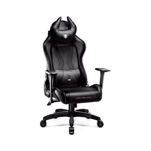 Diablo chairs Fotel x-one horn (l) czarny darmowy transport (5902560336993)