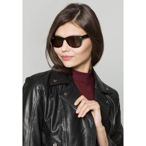Okulary Ray-Ban® Wayfarer Folding RB4105-710, kolor czarny