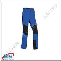 Spodnie trekkingowe MILO TACUL - blue, kolor niebieski
