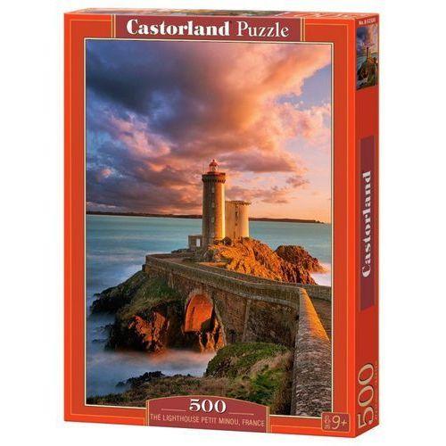 500 Elementów Latarnia morska Petit Minou France, 1_570602