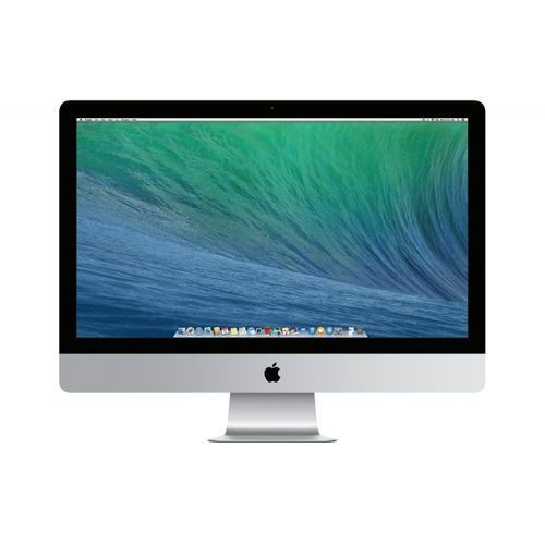 imac 27-inch intel core i5/8gb/radeon pro 575/macos sierra 10.12 srebrny mnea2ze/a marki Apple