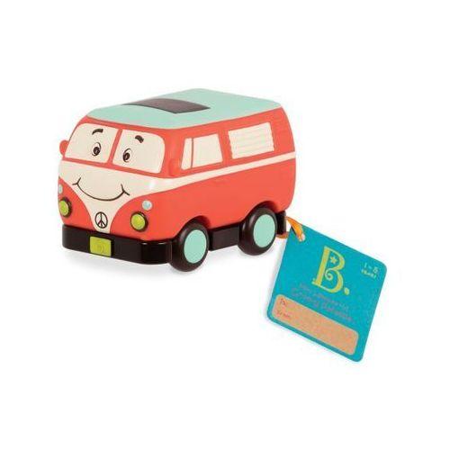 Mini autko - busik - groovy patootie - marki Btoys