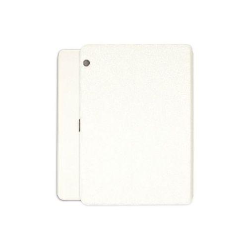 Huawei MediaPad T3 10 - etui na tablet Wallet Book - biały, ETHW545WLBKWHT000
